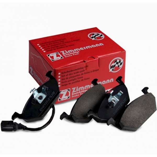 Zimmermann Bremsbeläge vorne Audi A2 1,2 TDI